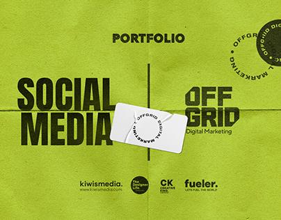 Off Grid Digital Marketing™ Social Media
