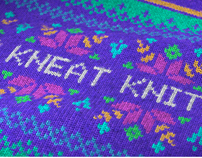 Kneat Knit - Knitting App