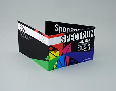 Spectrum Invitation