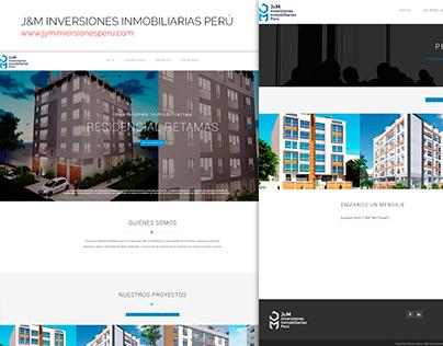 J&M INVERSIONES INMOBILIARIAS PERÚ
