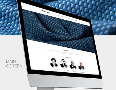 Uğurteks Web Site Tasarımı