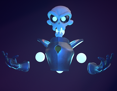 Halloween 2018 - Ghost - Game Asset