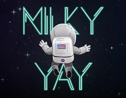 Milky Yay - A Neonmob Series
