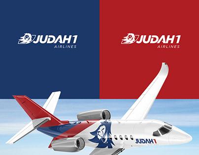 Judah 1 Logo Concept
