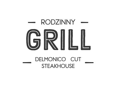 Delmonico Cut Steakhouse Poster