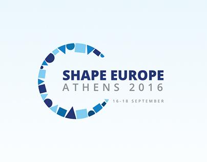SHAPE EUROPE - Athens 2016