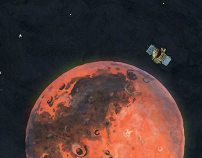 Quarks&Co, Bermudadreieck Mars