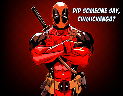 DeadPool It's coming