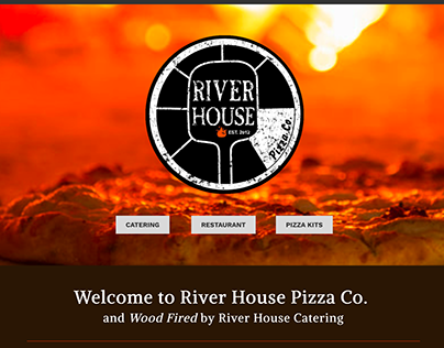 Food and Drink Website