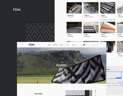 PDM Website