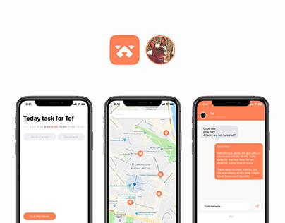 Tof — iOS app mvp