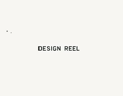 2018 Design Reel