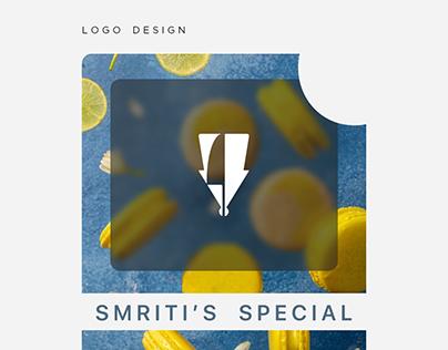 Logo Design : Smriti's Special