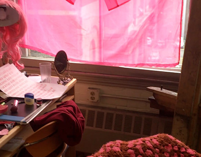 The Corner of My Room