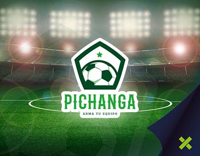 Branding | Pichanga | Alquiler de Cancha Deportiva
