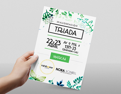 TRIADA / Identidad