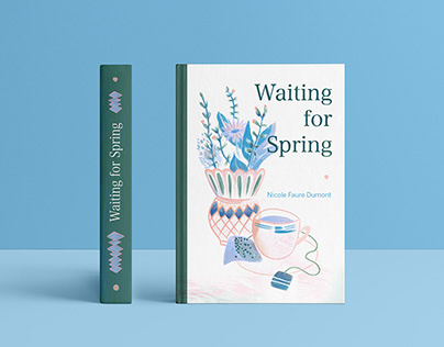 Waiting for spring - Book Cover