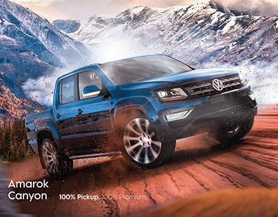 Volkswagen Amarok Canyon