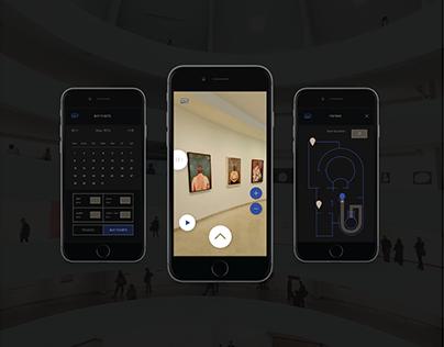 Guggenheim Museum NYC App