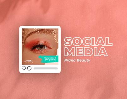 Social Media / Prana Beauty