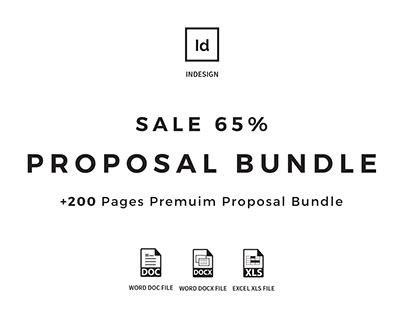 Big Proposal Bundle - Save 65%