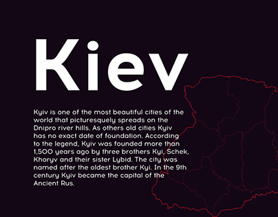 My city - Kyiv
