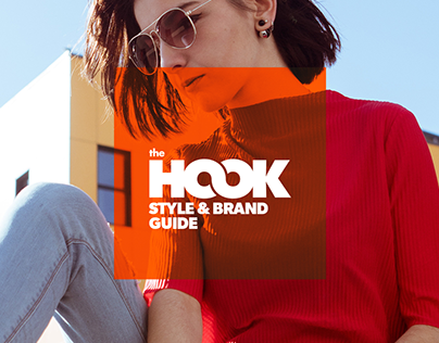 The Hook Style & Brand Guide (August - October 2018)