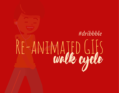 Re-Animated Gifs #dribbble