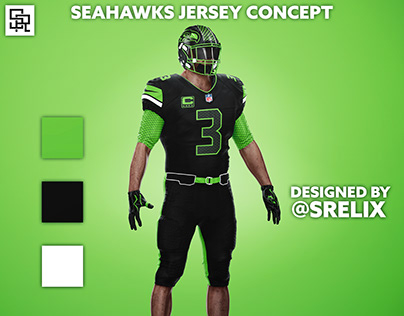 NFL Jersey Concepts
