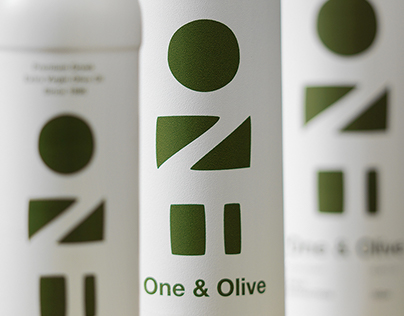 One & Olive - Premium Greek Extra Virgin Olive Oil