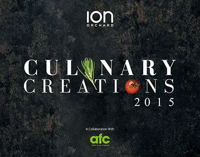 ION Orchard Culinary Creations 2015