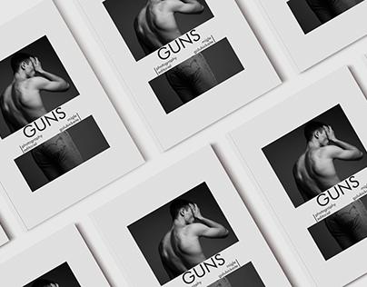 Photography editorial GUNS