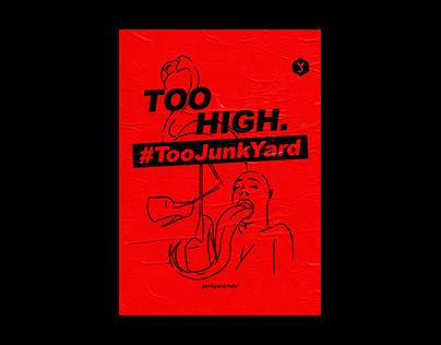 WTF-Image Campaign for JunkYard Dortmund