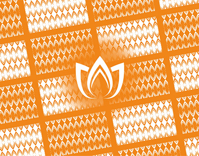 Alba Wangi Perfume Logo Design