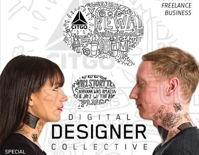 Digital Designer Collective Magazine