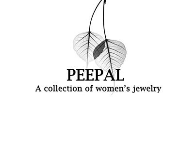 Peepal, a jewelry collection
