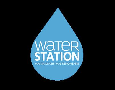 Branding WaterStation