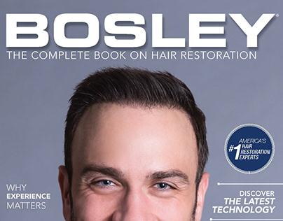Bosley Information Kit Book