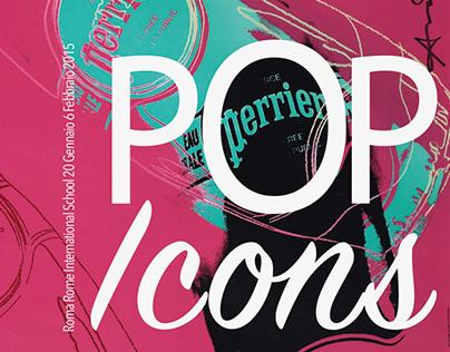 Pop Icons Exhibitions