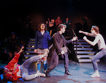 Heathers: Musical Forum, Brown University