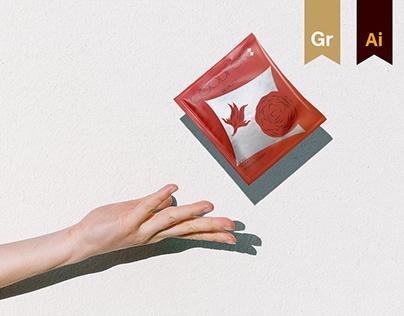 GOODFOR | Chinese Herb Tea Visual Identity Design