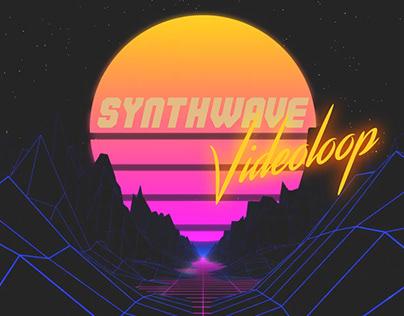 Synthwave Video Loop