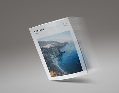 GET LOST / Travel book