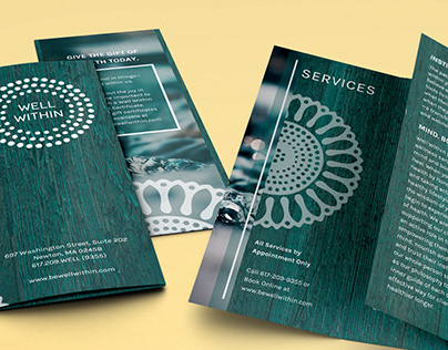 Well Within Services Brochure