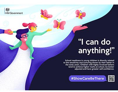 RSA 2019 | ShowCareBeThere Campaign