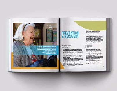 Brochure for Siel Bleu Ireland
