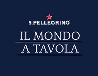 Il mondo a tavola - S. Pellegrino