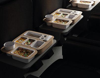 Flight meal