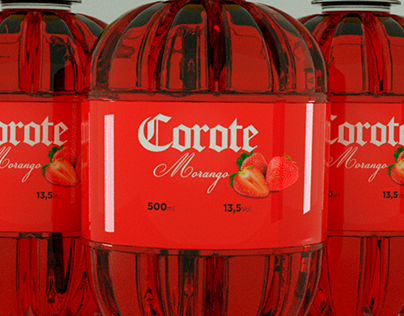 Corote Brazilian drink.