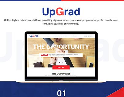 UpGrad - Online higher education platform